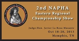 NAPHA Eastern Regional Championship Peruvian Horse Show