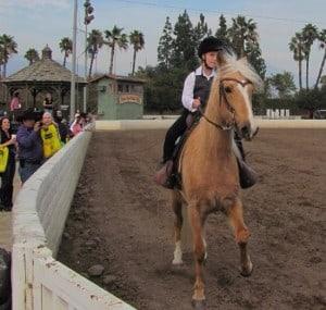 Junior Rider Ava Mann