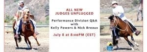 2nd Judges Unplugged Performance Division Q&A with NAPHA Judges Kelly Powers and Nick Breaux
