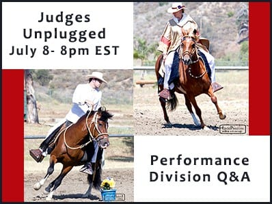 Jugdes Unplugged- Performance Division Q&A