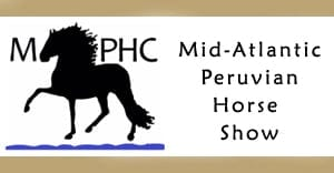 **Mid Atlantic Peruvian Horse Show