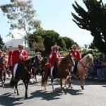 Southern California Peruvian Paso Horse Club Parade Team