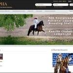 Peruvian Horse World Directory and 2014 NAPHA Anuario