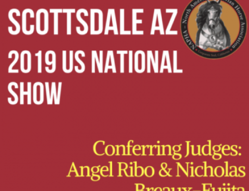 2019 US National Show Location